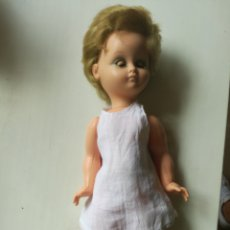 Muñecas Extranjeras: MUÑECA OJOS DURMIENTES MARCA BELLA FRANCESA. Lote 129062620