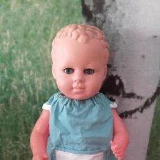 Muñecas Extranjeras: ANTIGUO MUÑECO FRANCÉS DE 35 CM (AÑOS 50). Lote 131409494