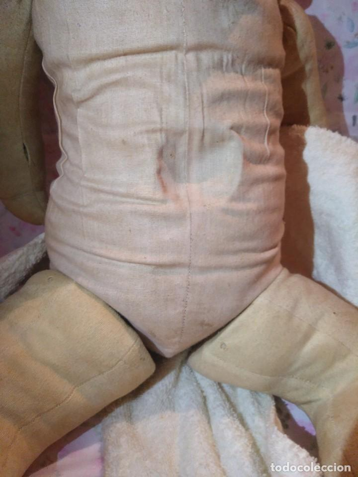 Muñecas Extranjeras: Muy antiguo muñeco bebe bebote alemán - Foto 14 - 133861330