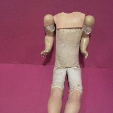 Muñecas Extranjeras: CUERPO DE MUÑECA, ARTICULADO. Lote 134643241