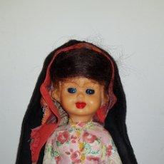 Muñecas Extranjeras: MUÑECA REGIONAL ALEMANA OJOS BASCULANTES. Lote 135414639