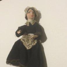 International Dolls - Antigua muñeca boudoir principios siglo xx - 136661862