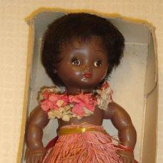 Muñecas Extranjeras: MUÑECA NEGRA MARCA BELLA. Lote 136720498