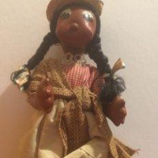 Muñecas Extranjeras: ANTIGUA MUÑECA ARTESANAL. Lote 137581678