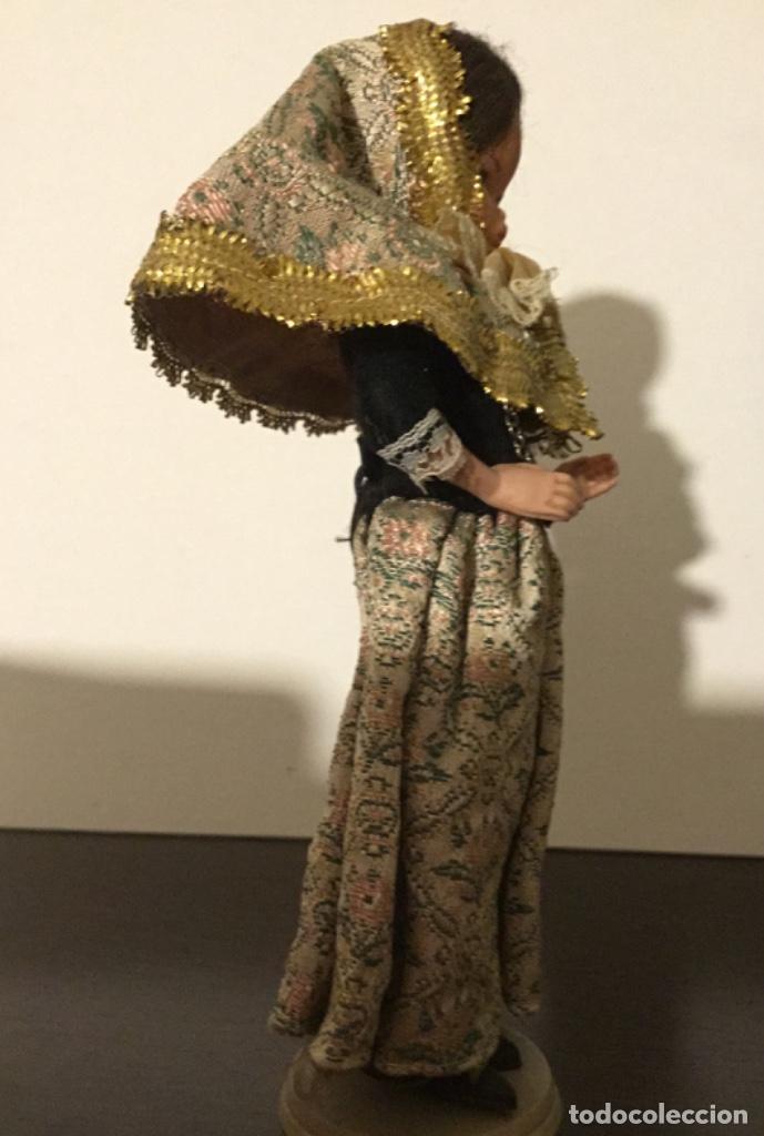 Muñecas Extranjeras: Antigua muñeca trapo y celuloide - Foto 4 - 137684410
