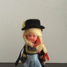 Muñecas Extranjeras: ANTIGUA MUÑECA MINIATURA CELULOIDE. Lote 137887170