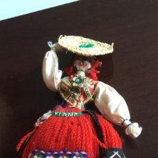Muñecas Extranjeras: ANTIGUA MUÑECA ARTESANA PORTUGUESA. Lote 138663898