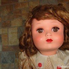 Muñecas Extranjeras: MUÑECA DE LOS AÑOS 60, MARCA -UNICA BELGIUM- VER FOTOS Y DESCRIPCION! SM. Lote 139263230