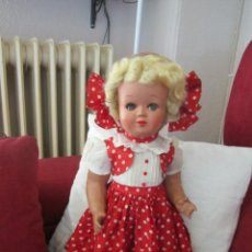 Muñecas Extranjeras: ANTIGUA MUÑECA BELGA DE MARCA UNICA DE 50 CM. Lote 139794930