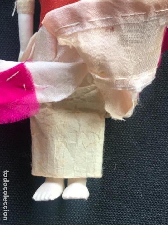 Muñecas Extranjeras: MUÑECO JAPONES NIGNYO DE PAPEL MACHE PERIODO MEIJI. 1850'S. - Foto 4 - 140008886