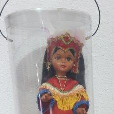 Muñecas Extranjeras: PRINCESA MAYA HECHA A MANO. Lote 140873158