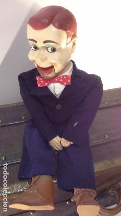 Muñecas Extranjeras: ANTIGUO MUÑECO VENTRILOCUO AMERICANO AÑOS 20-30 - Foto 2 - 140892134