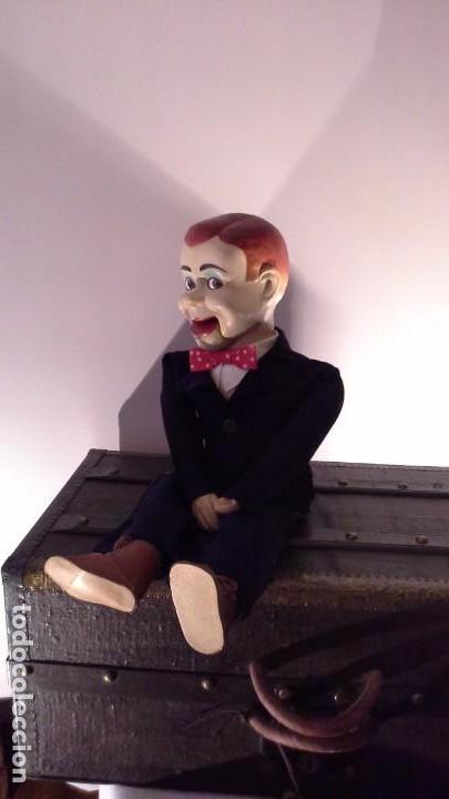 Muñecas Extranjeras: ANTIGUO MUÑECO VENTRILOCUO AMERICANO AÑOS 20-30 - Foto 3 - 140892134