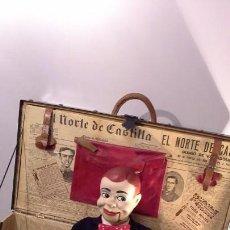 Muñecas Extranjeras: ANTIGUO MUÑECO VENTRILOCUO AMERICANO AÑOS 20-30. Lote 140892134
