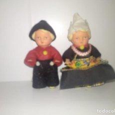 Muñecas Extranjeras: MUÑECAS DE GOMA VINTAGE. Lote 141436466