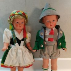 International Dolls - Pareja de Austriacos - 121916715