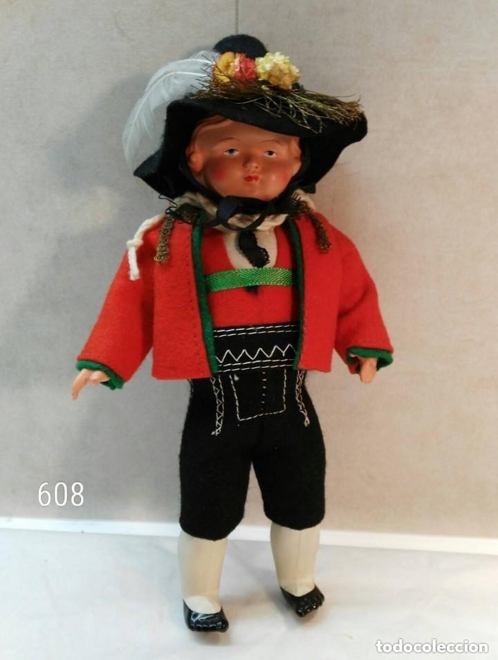 Muñecas Extranjeras: Pareja étnica Austria - Foto 2 - 121919835