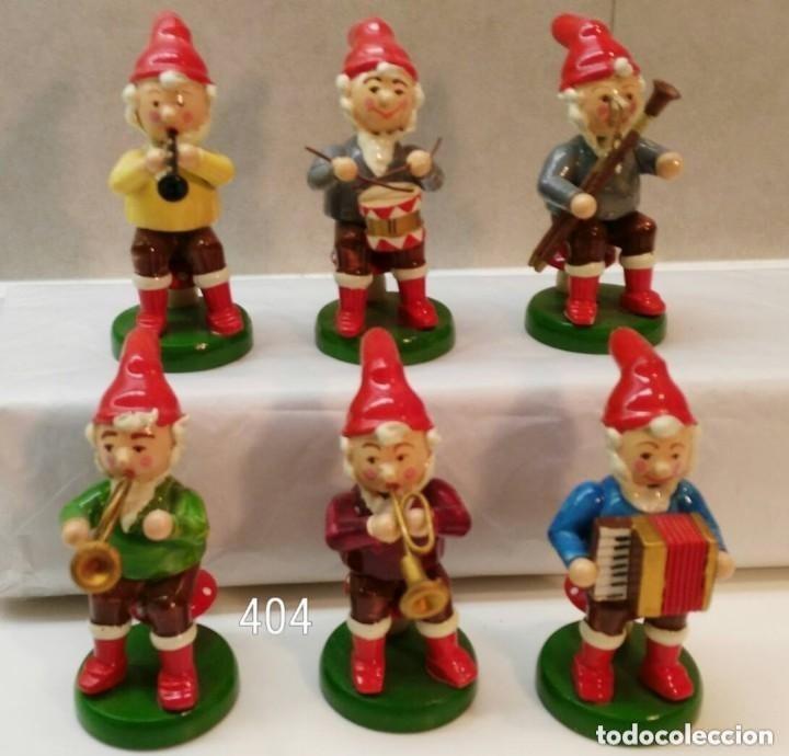 músicos de madera alemanes - Comprar Muñecas de colección en . 62ae977c8ca