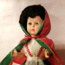 Muñecas Extranjeras: MUÑECA ITALIANA CAPERUCITA. Lote 120766599
