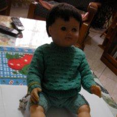 Muñecas Extranjeras: ANTIGUO MUÑECO GRAN TAMAÑO MARCA ROSEBUD MADE IN ENGLAND. Lote 141507146