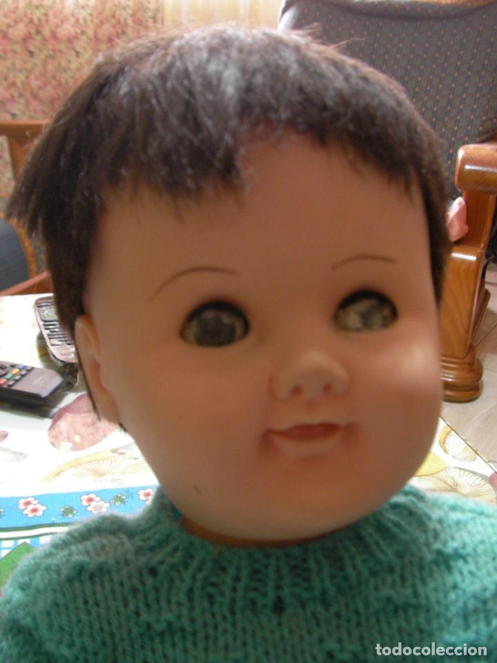 Muñecas Extranjeras: ANTIGUO MUÑECO GRAN TAMAÑO MARCA ROSEBUD MADE IN ENGLAND - Foto 2 - 141507146