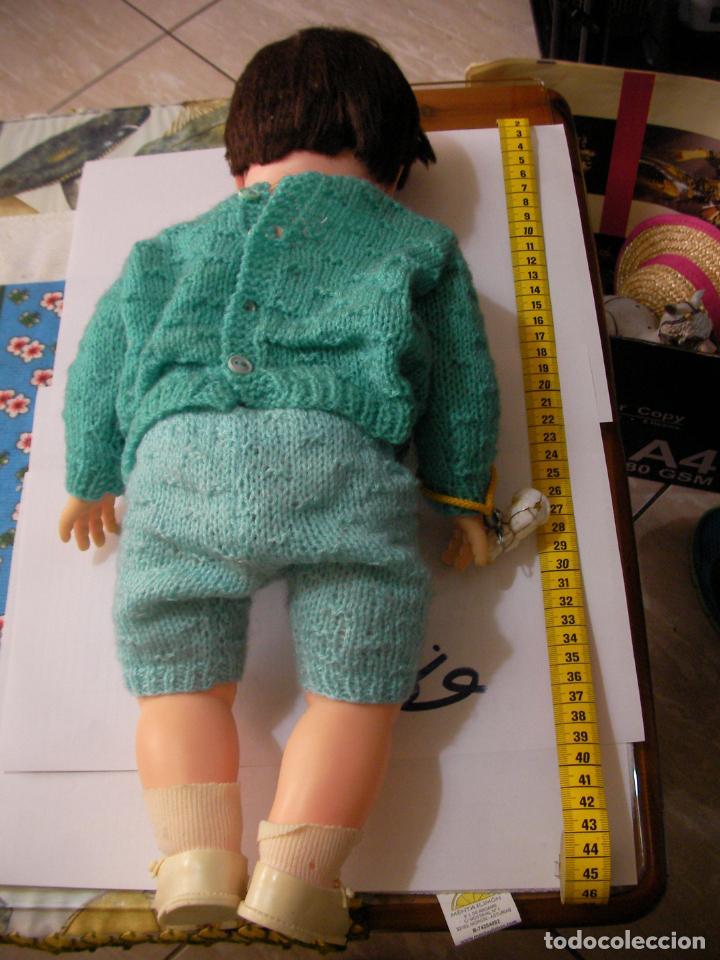 Muñecas Extranjeras: ANTIGUO MUÑECO GRAN TAMAÑO MARCA ROSEBUD MADE IN ENGLAND - Foto 3 - 141507146