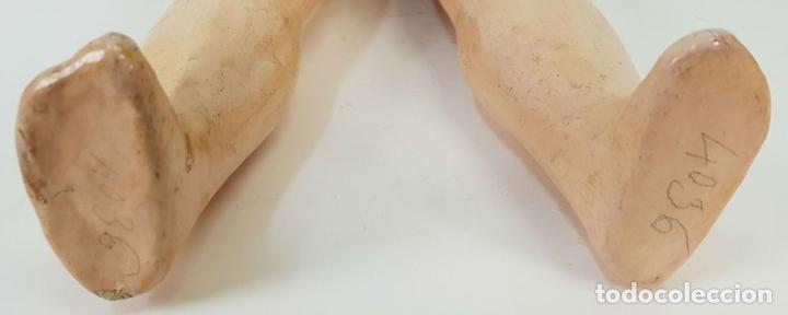 Muñecas Extranjeras: MUÑECA ETIENNE LECONTE. PORCELANA Y COMPOSICIÓN. FRANCIA. SIGLO XIX. - Foto 10 - 141759118