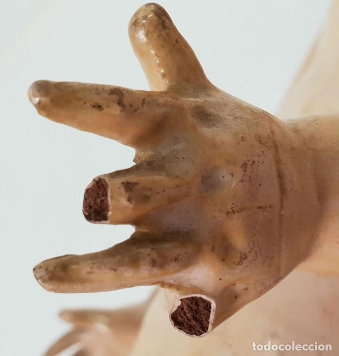 Muñecas Extranjeras: MUÑECA ETIENNE LECONTE. PORCELANA Y COMPOSICIÓN. FRANCIA. SIGLO XIX. - Foto 12 - 141759118