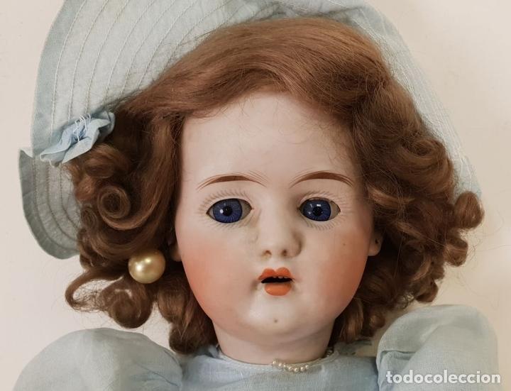 Muñecas Extranjeras: MUÑECA ETIENNE LECONTE. PORCELANA Y COMPOSICIÓN. FRANCIA. SIGLO XIX. - Foto 19 - 141759118