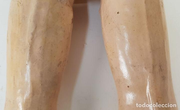 Muñecas Extranjeras: MUÑECA ETIENNE LECONTE. PORCELANA Y COMPOSICIÓN. FRANCIA. SIGLO XIX. - Foto 21 - 141759118