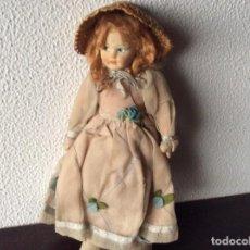Muñecas Extranjeras: MUÑECA LENCI TORINO. . Lote 142154434