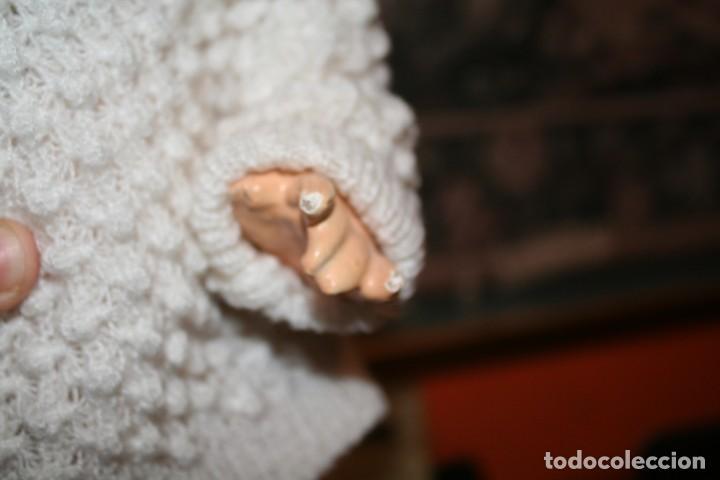 Muñecas Extranjeras: antiguo muñeco de carton piedra - Foto 5 - 142417026