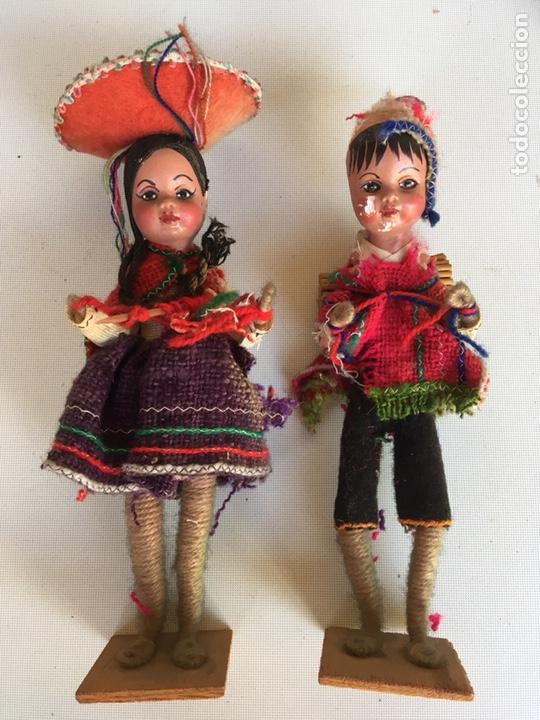 MUÑECAS ANTIGUAS (Juguetes - Muñeca Extranjera Antigua - Otras Muñecas)