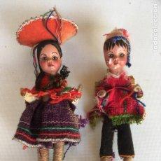 Muñecas Extranjeras: MUÑECAS ANTIGUAS. Lote 143844274
