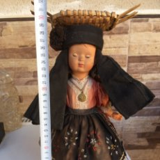 Muñecas Extranjeras: MUÑECA ANTIGUA. Lote 143902266