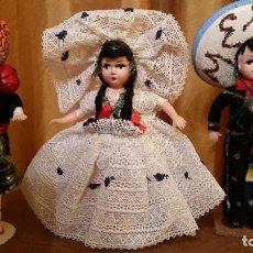 Muñecas Extranjeras: ANTIGUOS MUÑECOS MEXICANOS TIPICOS. Lote 144146590