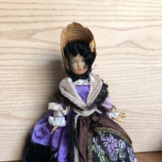 Muñecas Extranjeras: ANTIGUA MUÑECA DE TOULOUSE - FRANCIA.. Lote 144836312