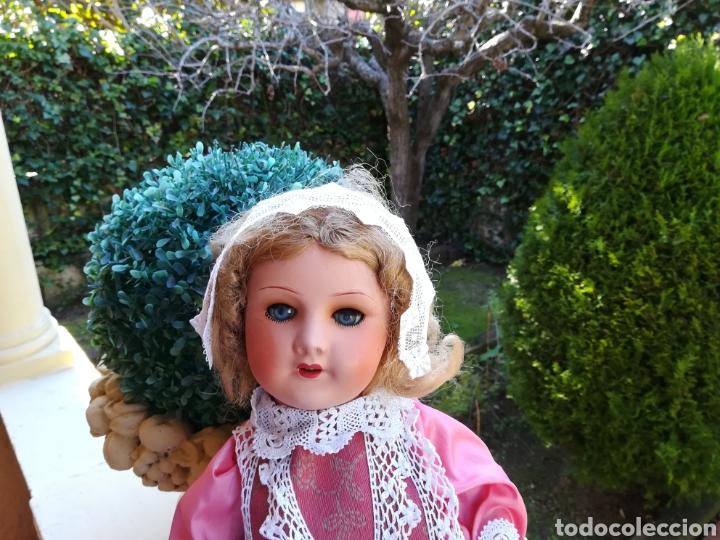 Muñecas Extranjeras: Muñeca antigua Paris marcada nuca 301...Nº10 - Foto 7 - 145328916