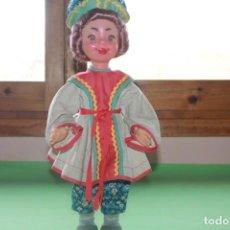 Muñecas Extranjeras: ANTIGUA MUÑECA CON TRAJE TÍPICO DE RUSIA.. Lote 146461354
