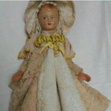 Muñecas Extranjeras: MUÑECA FRANCESA VESTIDA DE ORIGEN . Lote 146591802