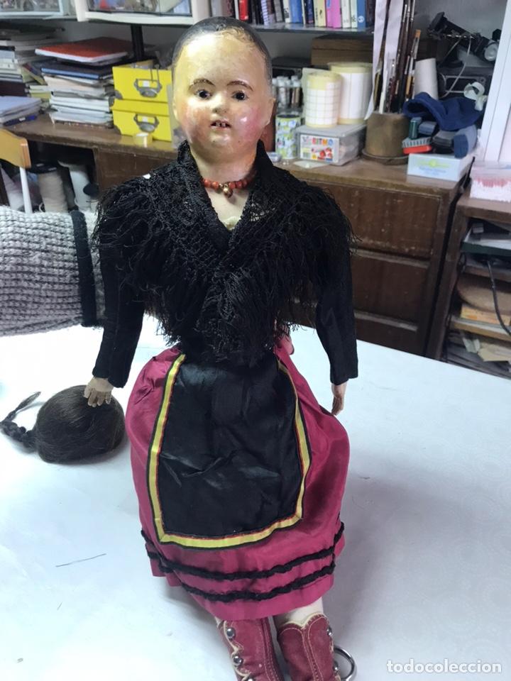 Muñecas Extranjeras: Muñeca digna de estar en un museo. - Foto 12 - 27318899