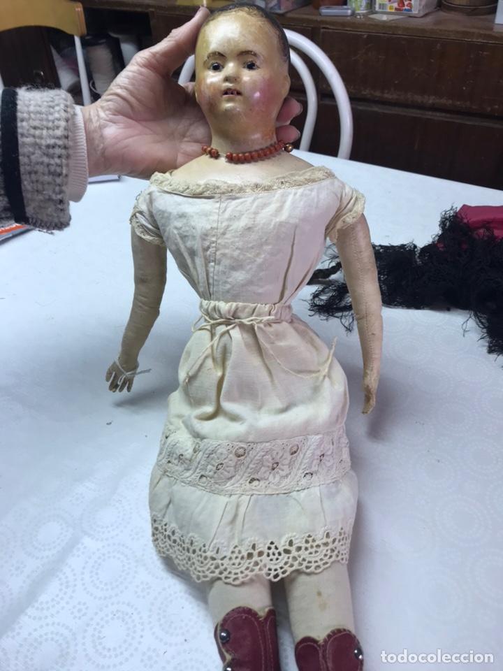 Muñecas Extranjeras: Muñeca digna de estar en un museo. - Foto 14 - 27318899