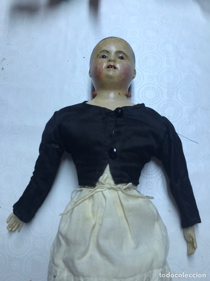 Muñecas Extranjeras: Muñeca digna de estar en un museo. - Foto 15 - 27318899