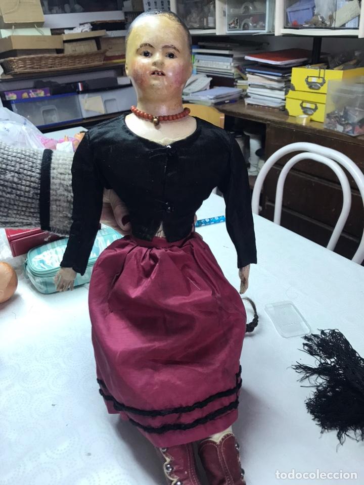Muñecas Extranjeras: Muñeca digna de estar en un museo. - Foto 16 - 27318899