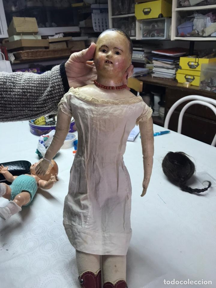 Muñecas Extranjeras: Muñeca digna de estar en un museo. - Foto 17 - 27318899