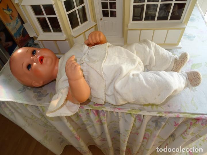 Muñecas Extranjeras: ANTIGUO MUÑECO TORTUGA (Schildkröt) T56 ALEMANIA AÑOS 50 UNA PRECIOSIDAD - Foto 6 - 147481210