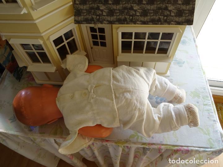 Muñecas Extranjeras: ANTIGUO MUÑECO TORTUGA (Schildkröt) T56 ALEMANIA AÑOS 50 UNA PRECIOSIDAD - Foto 11 - 147481210
