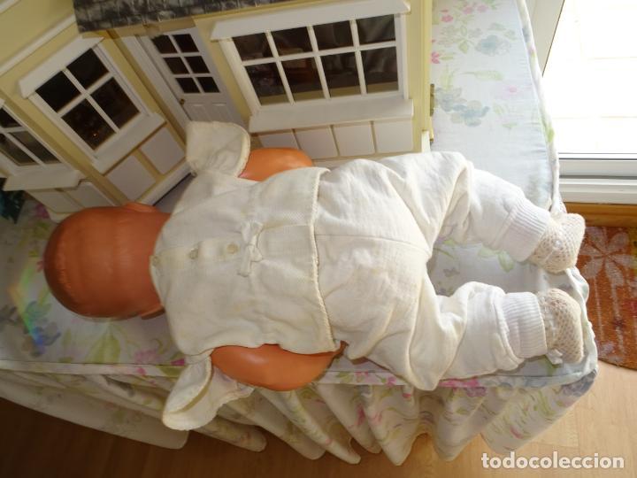 Muñecas Extranjeras: ANTIGUO MUÑECO TORTUGA (Schildkröt) T56 ALEMANIA AÑOS 50 UNA PRECIOSIDAD - Foto 12 - 147481210