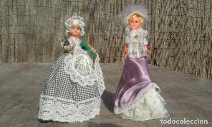MUÑECAS ANTIGUAS 2 (Juguetes - Muñeca Extranjera Antigua - Otras Muñecas)