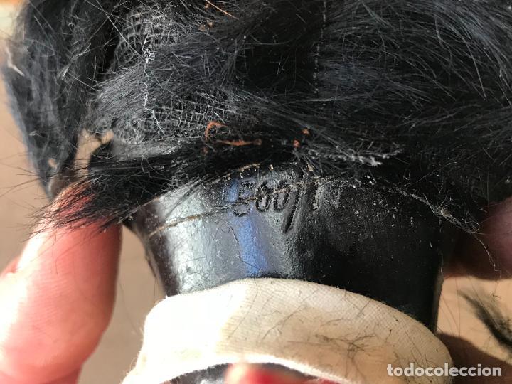 Muñecas Extranjeras: muñeca negra negrita de carton piedra , 36 cm - Foto 2 - 149204950
